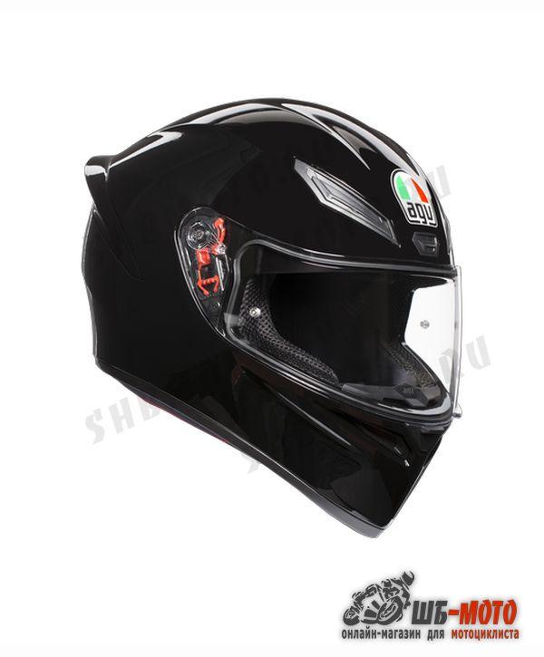 AGV Шлем K1 BLACK