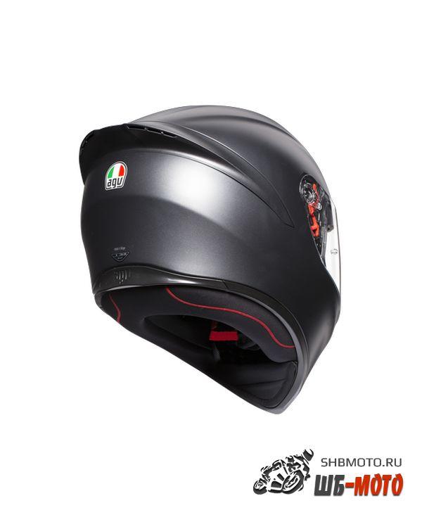 AGV Шлем K1 MATT BLACK