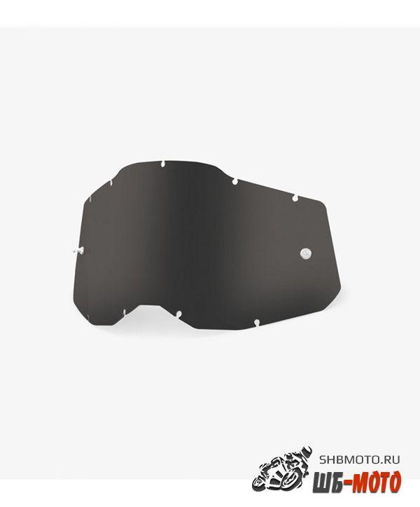Линза 100% RC2/AC2/ST2 Replacement Lens Dark Smoke