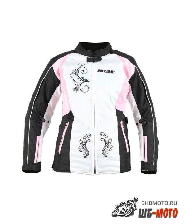 Куртка женская INFLAME TRACERY Pink
