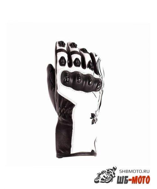 Перчатки женские INFLAME AMAZON, бело-черн