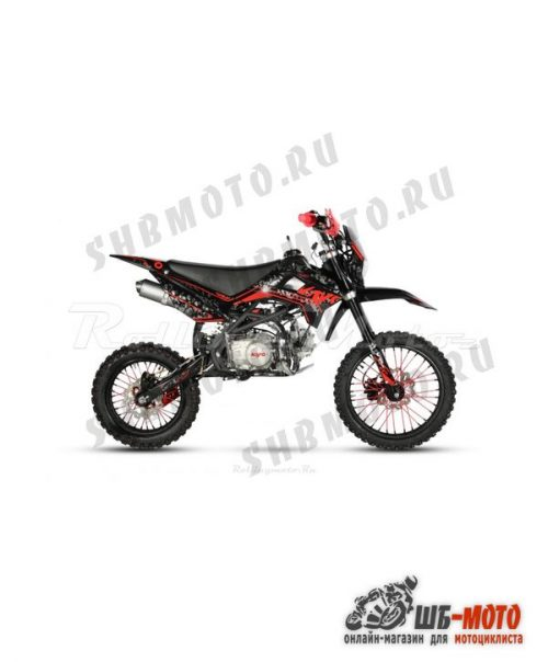 Питбайк KAYO BASIC YX125EM 17/14 KRZ Rolling Moto (2020 г.)