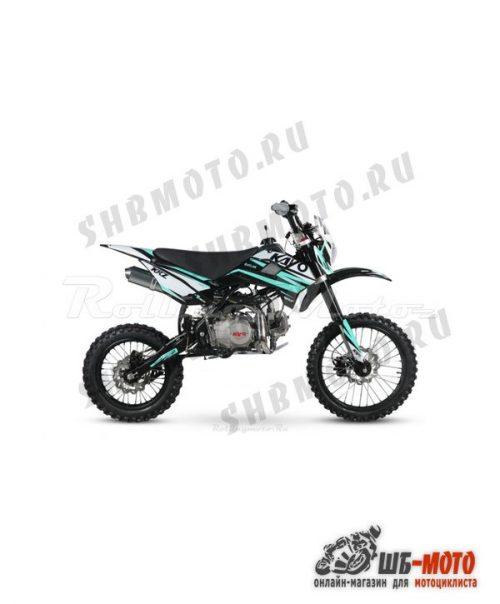 Питбайк KAYO BASIC YX125EM 17/14 KRZ Rolling Moto (эл. стартер, 2019 г.)