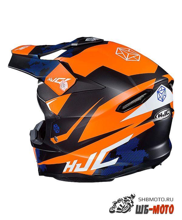 HJC Шлем i 50 TONA MC7SF