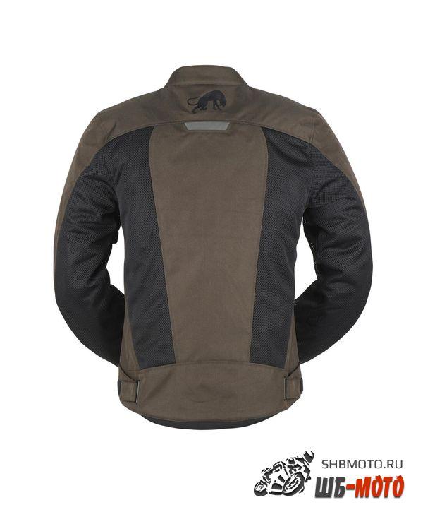 FURYGAN Мотокуртка GENESIS MISTRAL EVO 2 текстиль, Коричневый