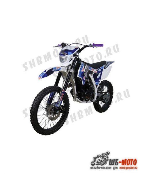 Кроссовый мотоцикл BSE Z1 150e 19/16 Night Road 2