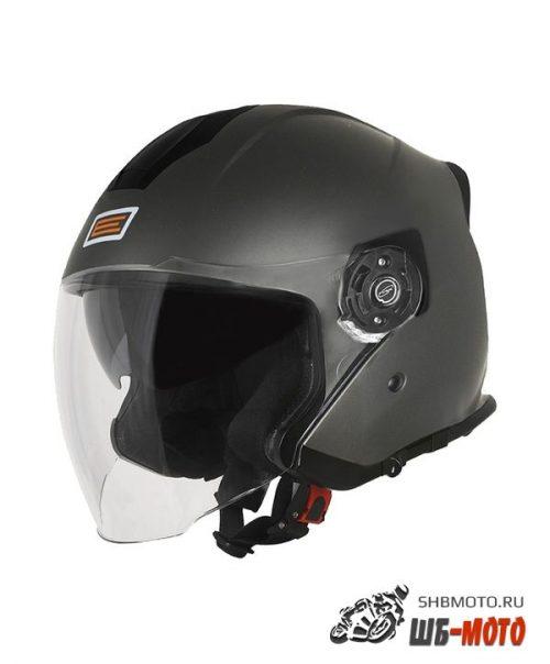 ORIGINE Шлем Palio Solid Титановый матовый