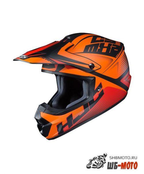 HJC Шлем CS-MXII ELLUSION MC7SF