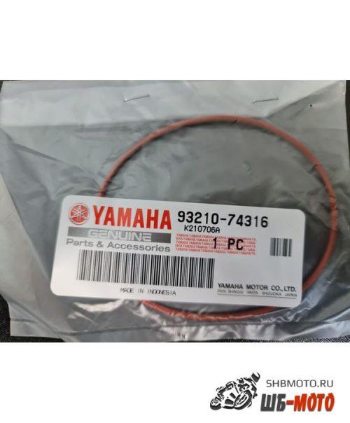 Кольцо уплотнительное, оригинал Yamaha, 932107431600