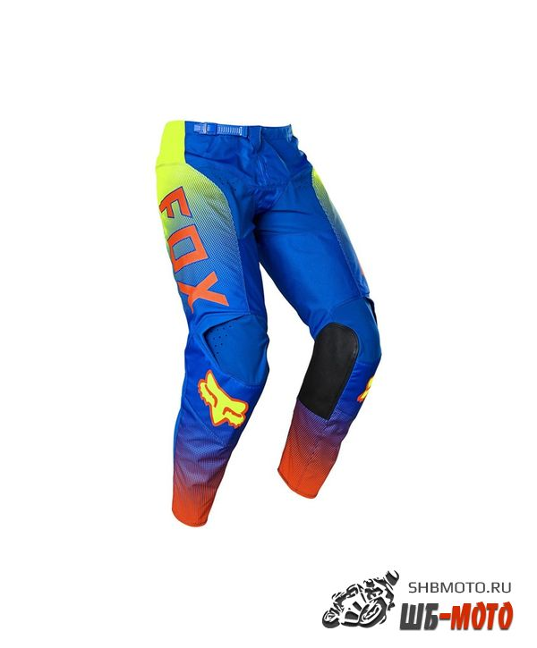Мотоштаны Fox 180 Oktiv Pant Blue, 2021