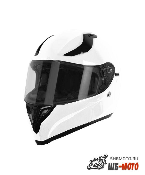 ORIGINE Шлем Strada Solid белый глянцевый