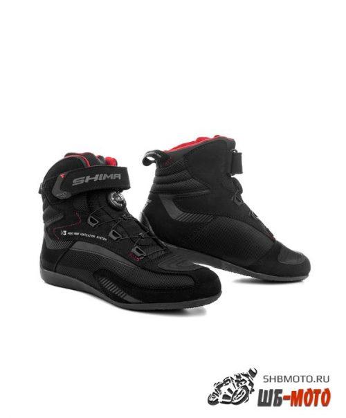 Ботинки SHIMA EXO MEN BLACK