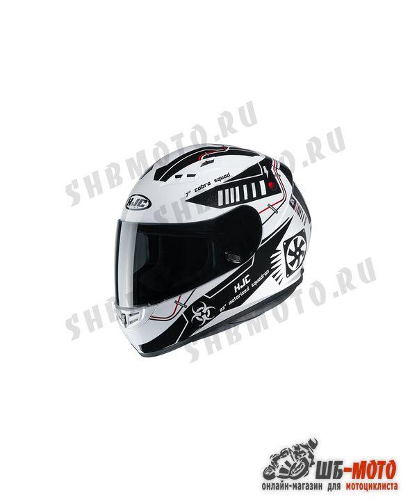 HJC Шлем CS15 TAREX MC10