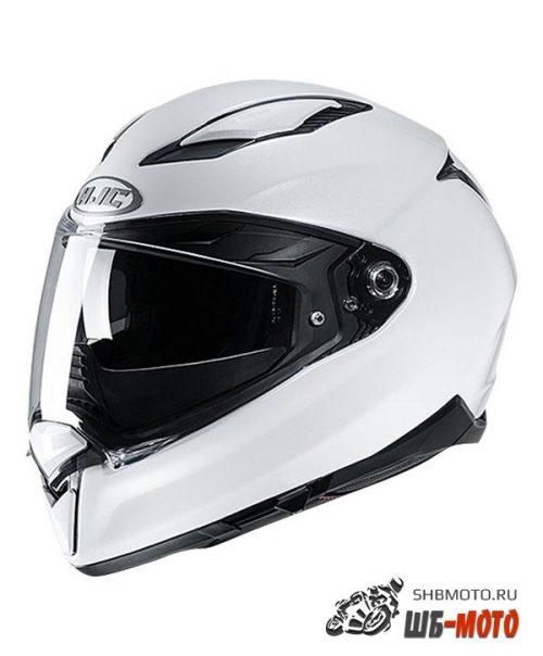 HJC Шлем F70 PEARL WHITE