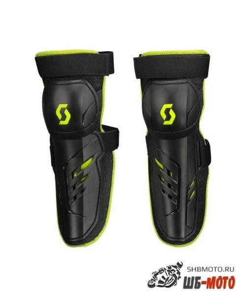 Наколенники SCOTT Knee Guard Pursuit black/green