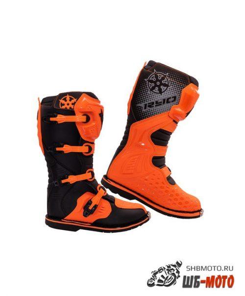Мотоботы RYO Racing MX3 Оранжевые