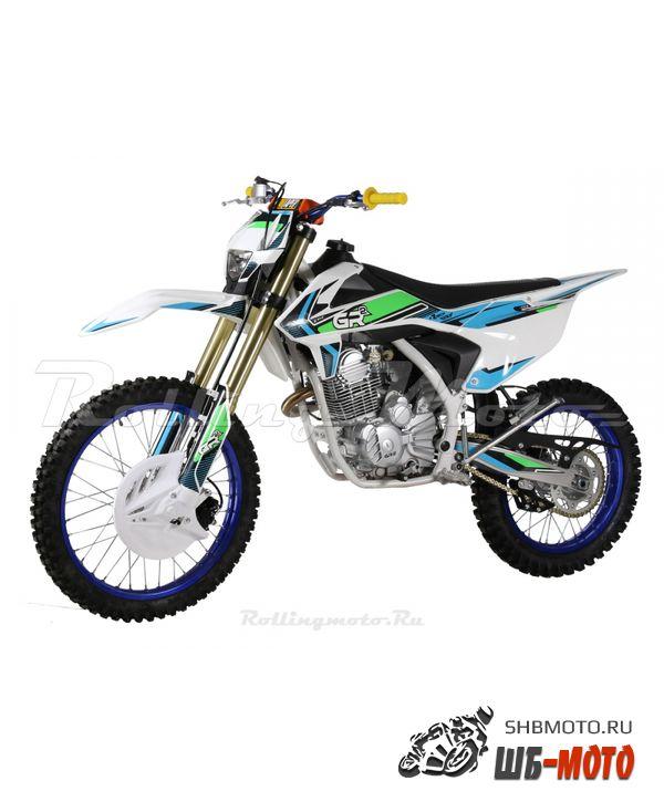 Мотоцикл кроссовый GR2 250 Enduro OPTIMUM 21/18 (2020 г.)
