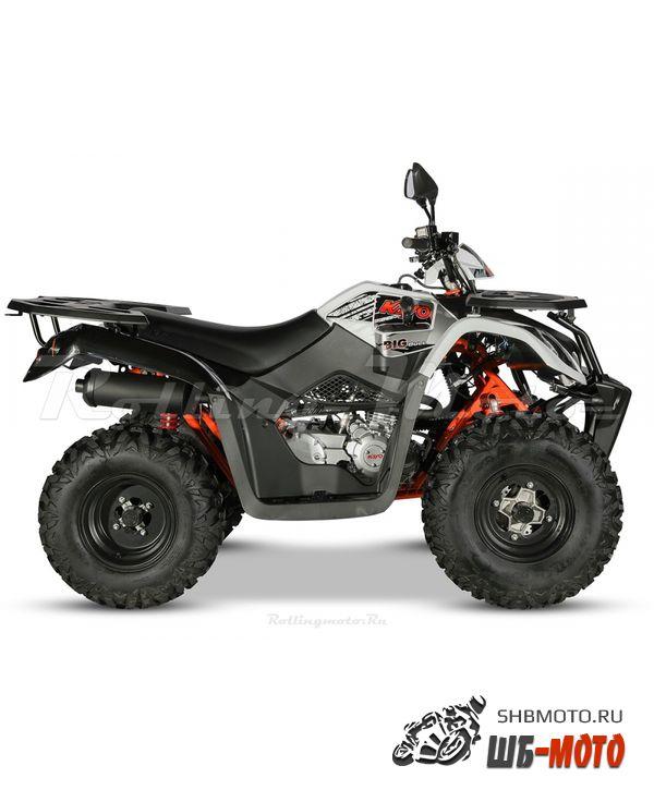 Квадроцикл KAYO BIG BULL (2020 белый пластик)