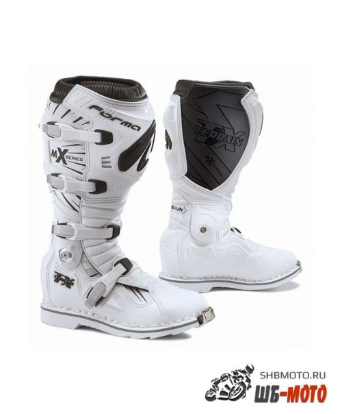 FORMA Ботинки TERRAIN TX WHITE