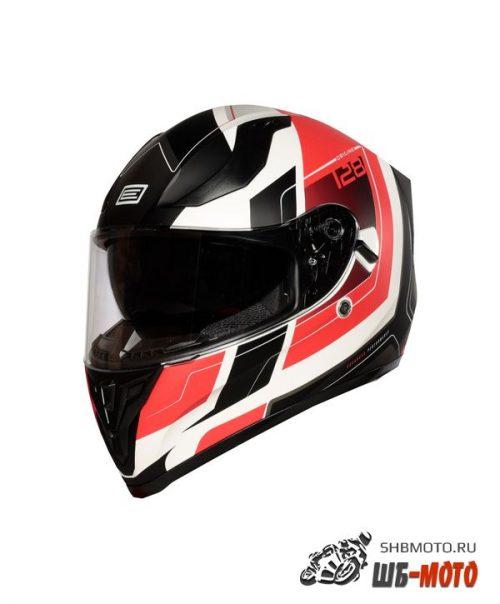 ORIGINE Шлем Strada Advanced красный/белый матовый