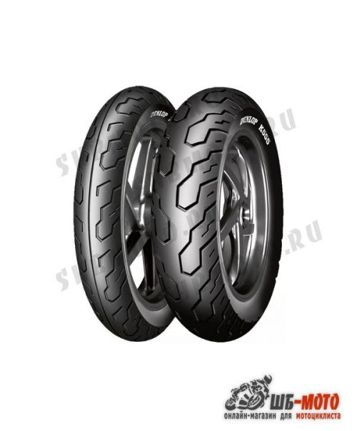 Мотошина Dunlop K555