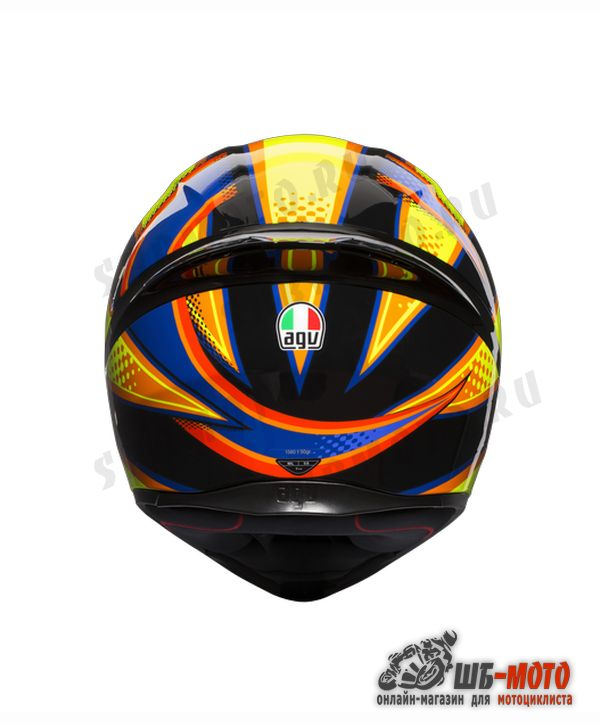 AGV Шлем K1 SOLELUNA 2015