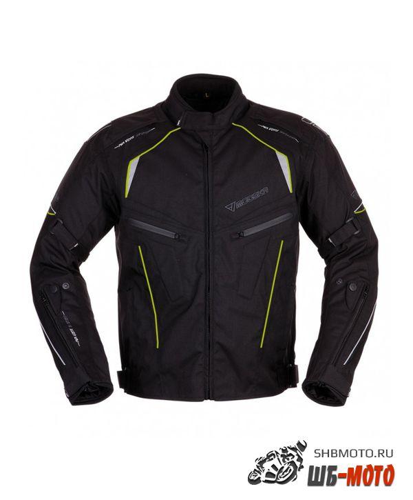 Куртка Kiano Modeka Black Yellow