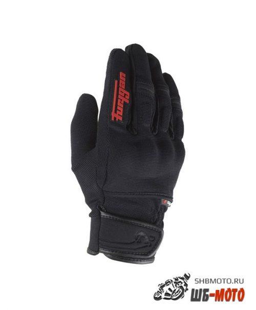 FURYGAN Перчатки JET EVO II текстиль, цвет Черный/Красный