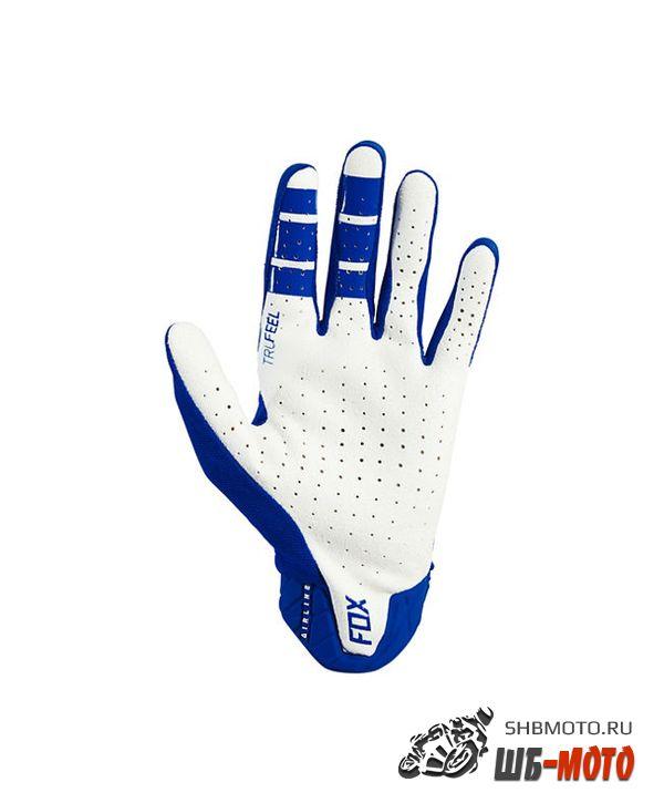 Мотоперчатки Fox Airline Glove Blue