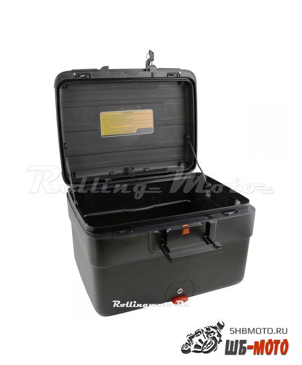 Кофр багажный раздвижной ATAKI SMP-169 черн. матовый