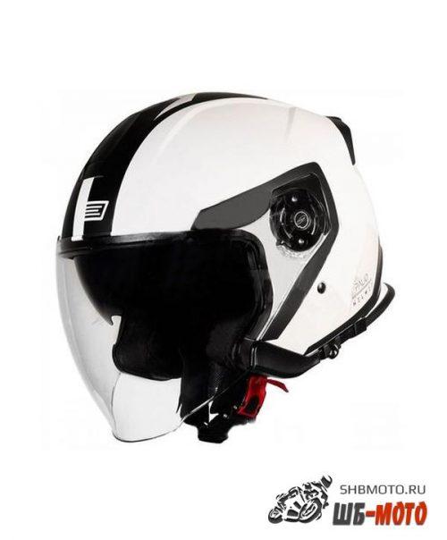 ORIGINE Шлем Palio Techy белый/серый