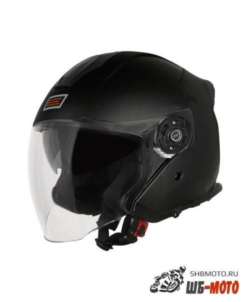 ORIGINE Шлем Palio Solid черный матовый