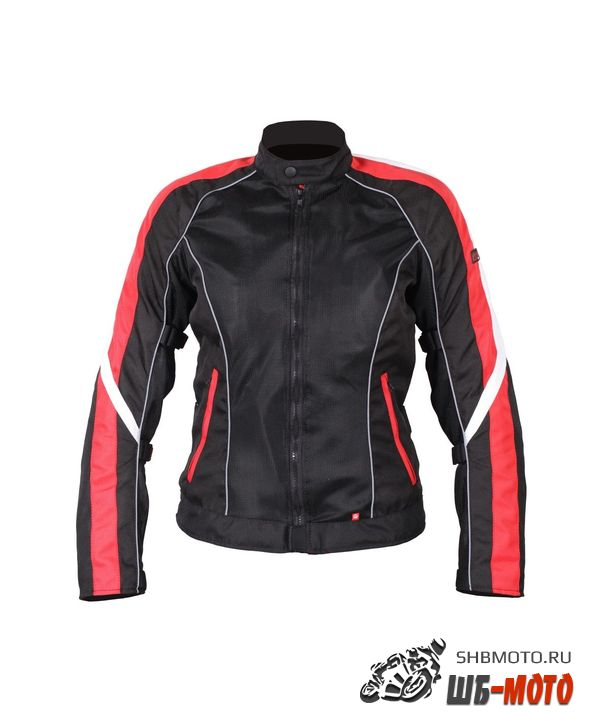 Куртка женская INFLAME GLACIAL Red