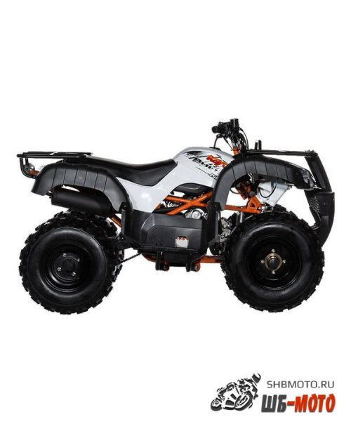 Квадроцикл KAYO BULL-2B (2020 белый пластик)
