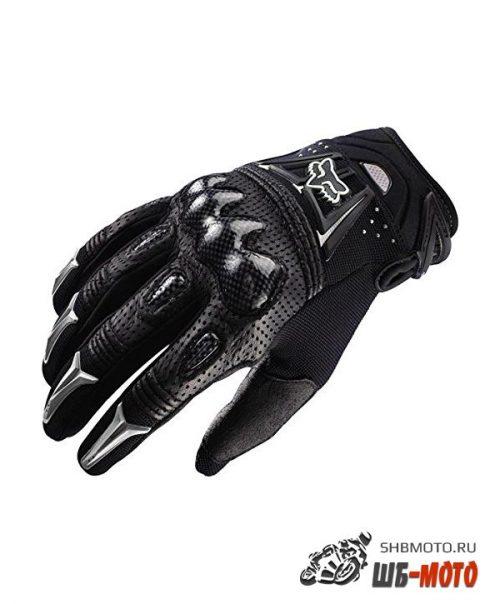 Fox Racing Bomber Gloves мотоперчатки Черн