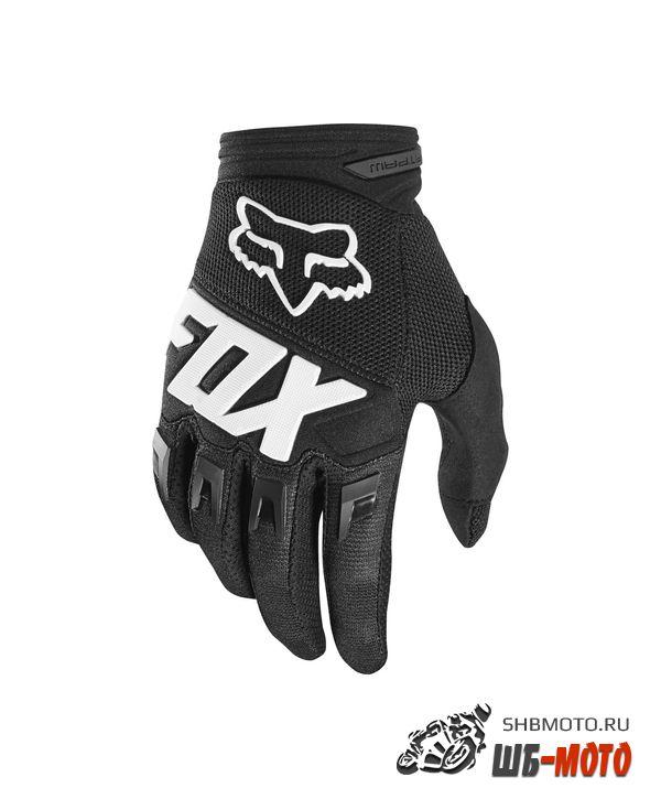 Мотоперчатки детские Fox Dirtpaw Kids Glove Black