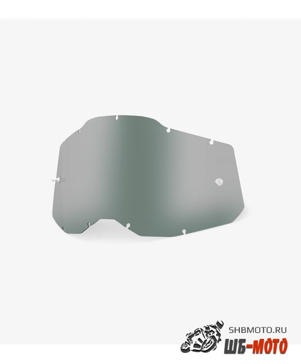 Линза 100% RC2/AC2/ST2 Replacement Lens Smoke
