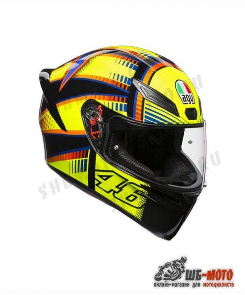 AGV Шлем K1 SOLELUNA