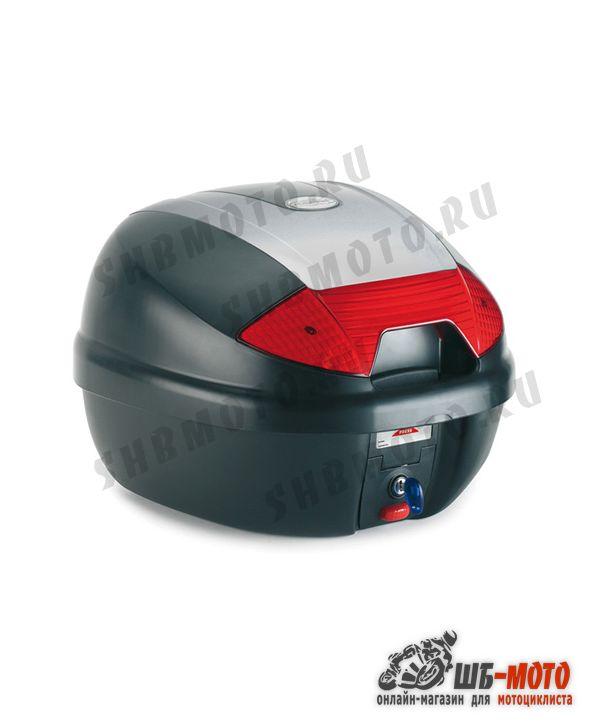 KAPPA Monolock Кофр 30 литров черный K30N
